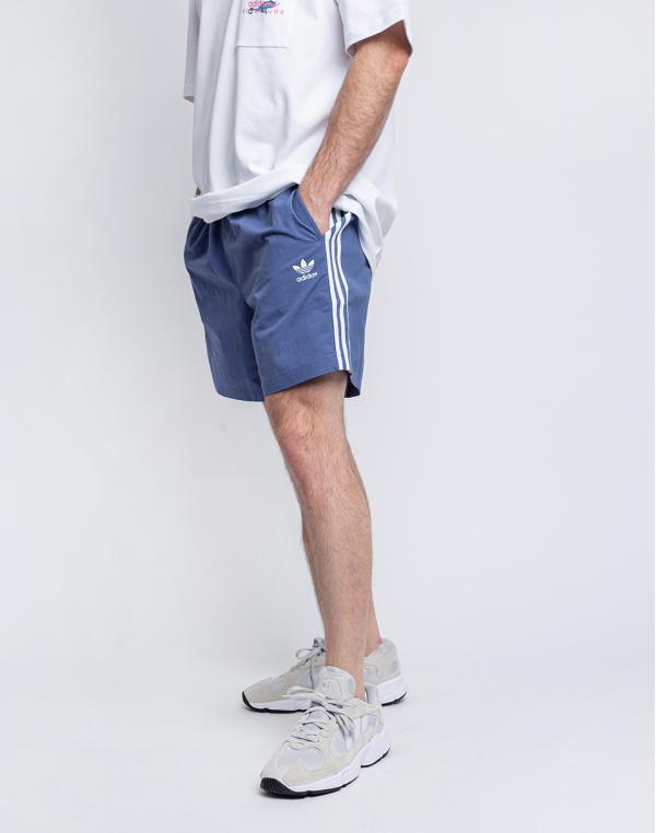 adidas Originals 3-Stripe Swims CREBLU S