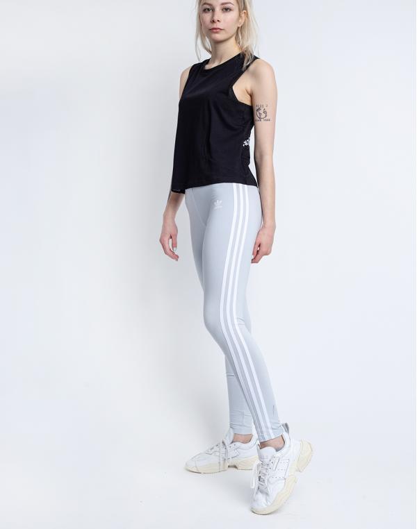 adidas Originals Adicolor 3-Stripes Tights HALBLU 34