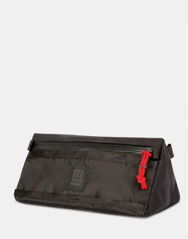 Topo Designs Bike Bag Black/Black