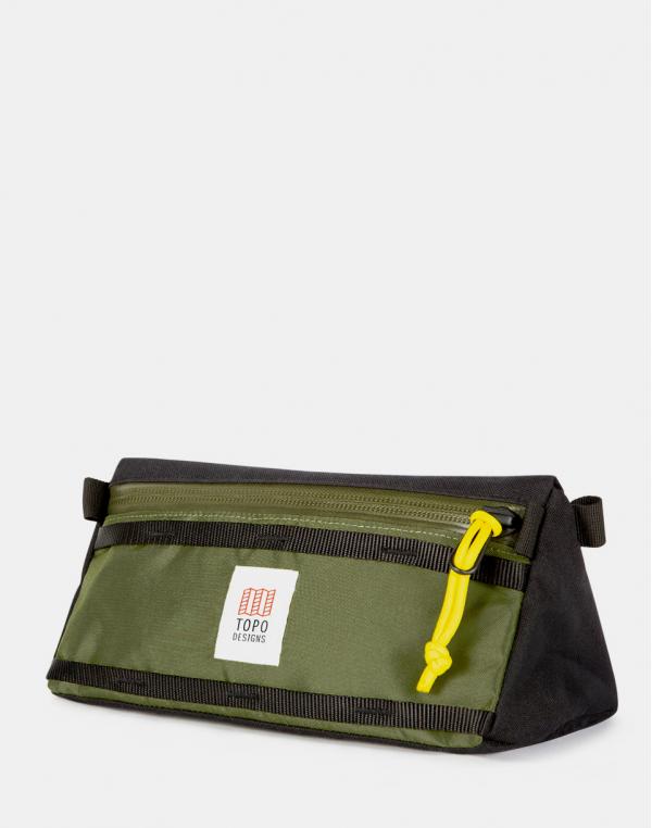 Topo Designs Bike Bag Olive/Black