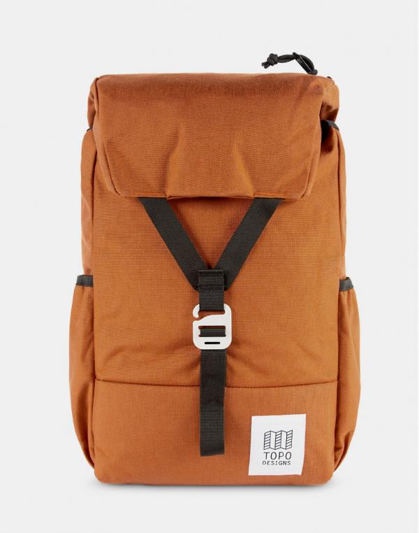Topo Designs Y-Pack Clay/Clay