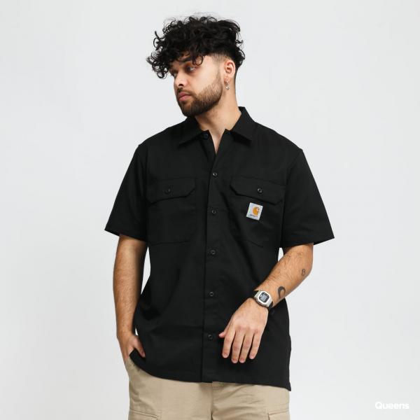 Carhartt WIP Master Shirt černá
