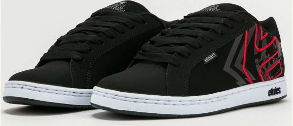 etnies Metal Mulisha Fader black / white / red