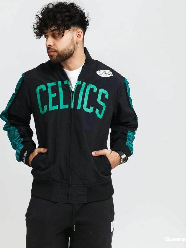 Mitchell & Ness NBA Hook Shot Warm Up Celtics černá