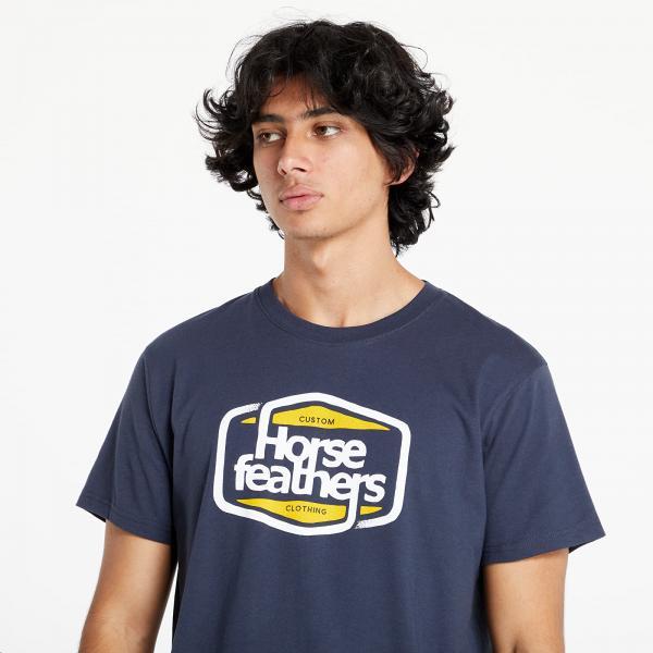 Horsefeathers Cornick T-Shirt Midnight Navy