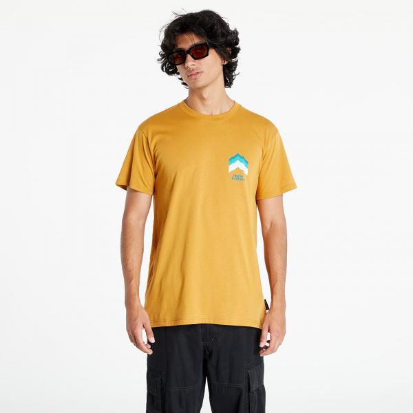 Horsefeathers Horizon T-Shirt Spruce Yellow