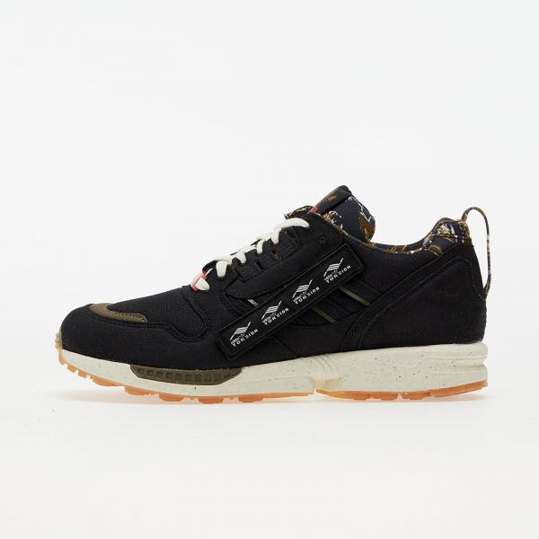 adidas ZX 8000 Out There Core Black/ Collegiate Orange/ Gum 2