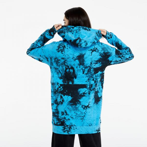 Horsefeathers Alita Sweatshirt Blue Tie Dye