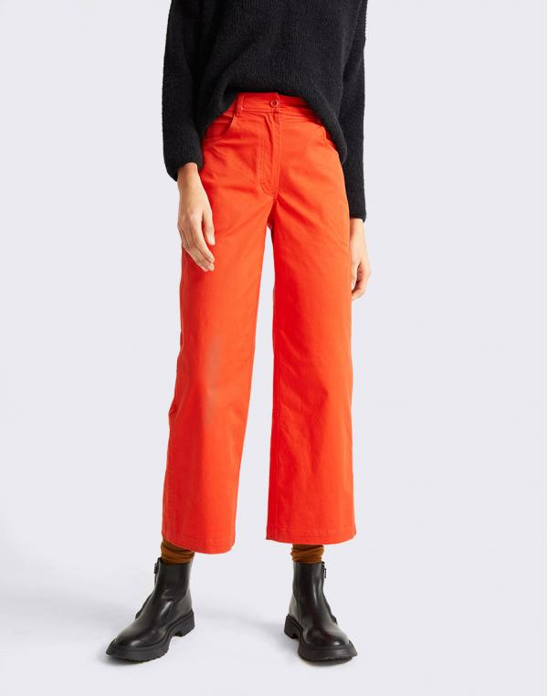 Thinking MU Red Elephant Pants RED S