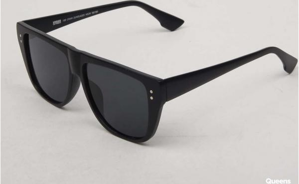 Urban Classics 108 Chain Sunglasses Visor černé