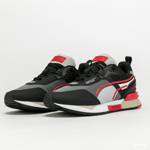 Puma Mirage Tech puma black - high risk red