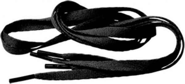 MD Tube Laces 120 černé