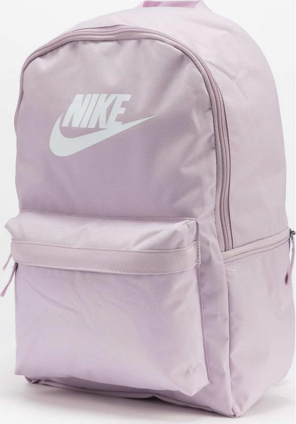 Nike NK Heritage Backpack 2.0 světle fialový