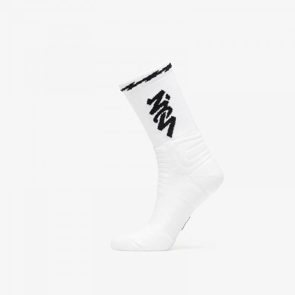 Jordan Crew Socks White/ Black