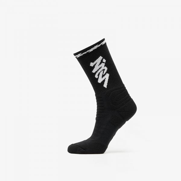 Jordan Crew Socks Black/ White