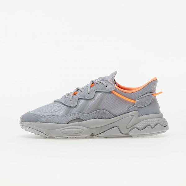 adidas Ozweego Halo Silver/ Grey Two/ Screaming Orange