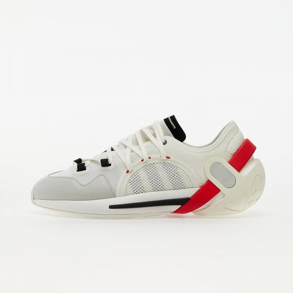 Y-3 Idoso Boost Core White/ Black/ Red