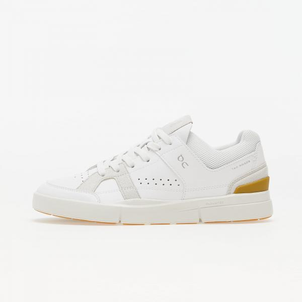 On W The Roger Clubhouse White/ Bronze