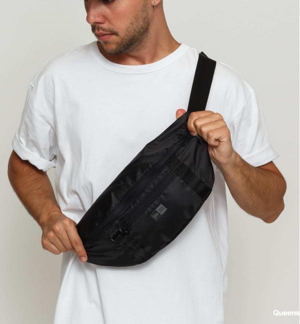 New Era Waist Bag Light černá