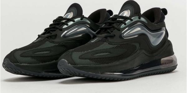Nike Air Max Zephyr black / black - smoke grey