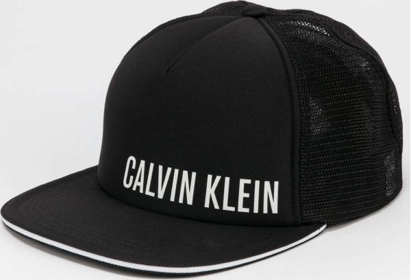 Calvin Klein Trucker Cap černá
