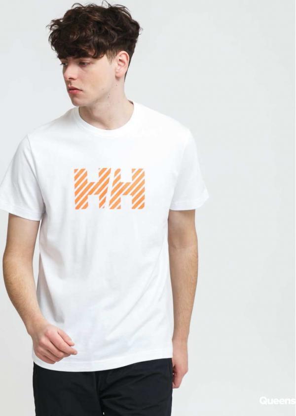 Helly Hansen Active T-Shirt bílé