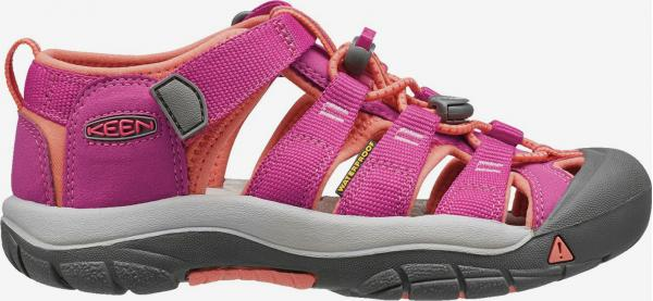 Sandály Keen Newport H2 Jr Very Berry/Fusion Coral Keen