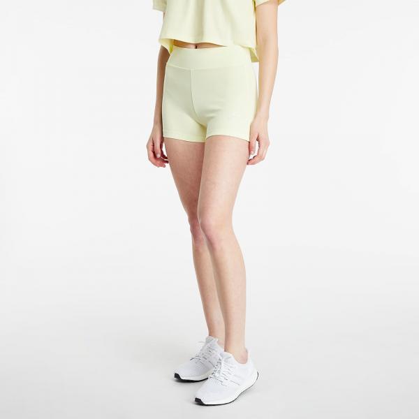 adidas Tennis Booty Shorts Haze Yellow