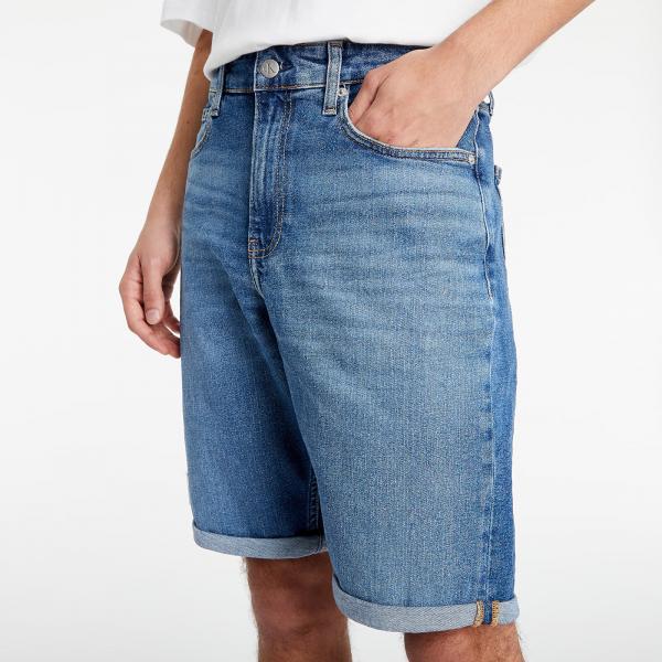 Calvin Klein Jeans Regular Shorts Denim Blue