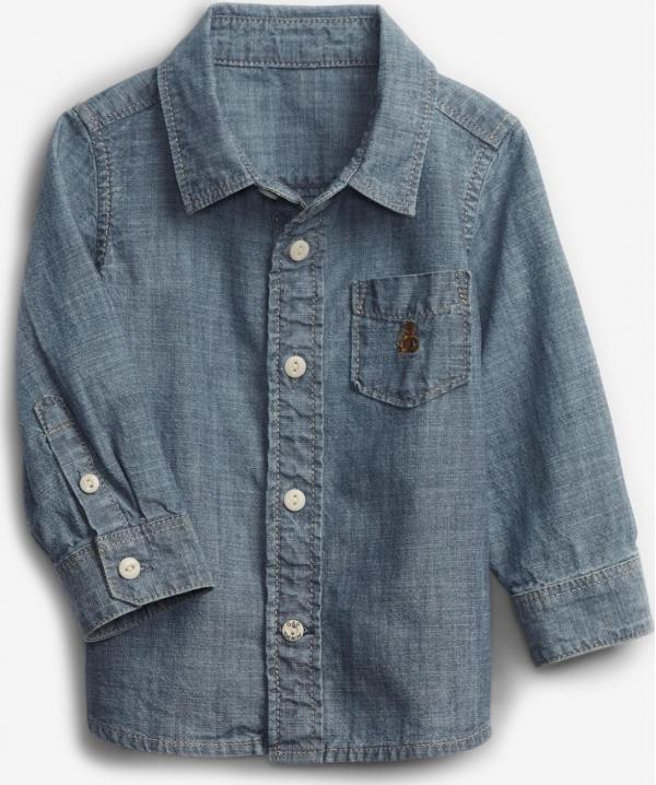 Chambra Košile dětská GAP