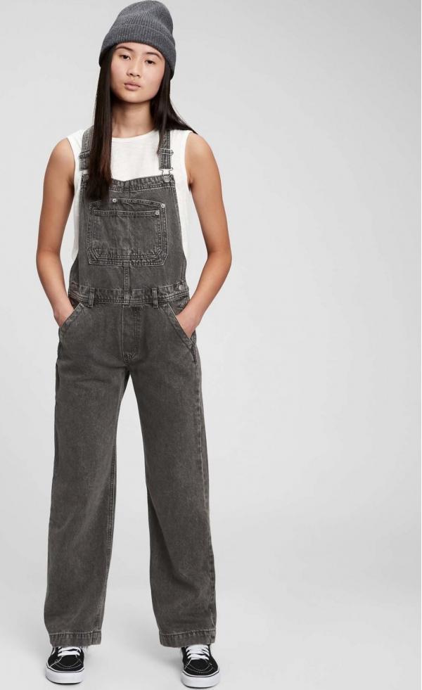 Kalhoty s laclem dětské GAP