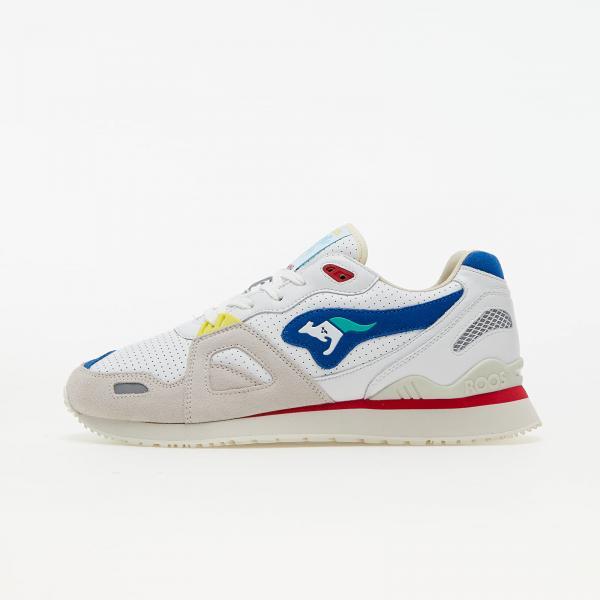 KangaROOS Future Runner White/ Navy