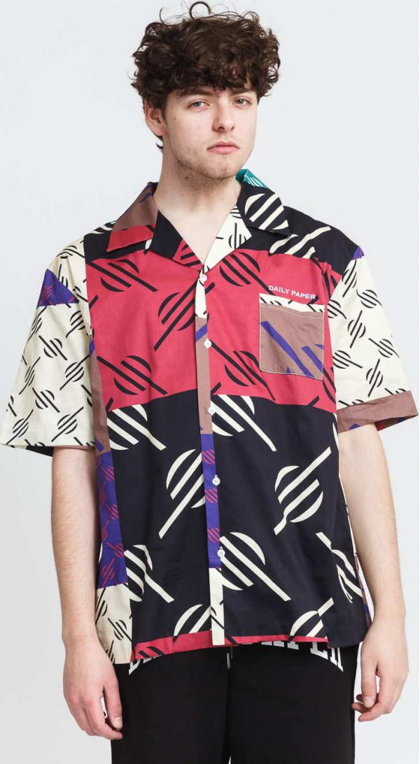 Daily Paper Repatch Shirt multicolor