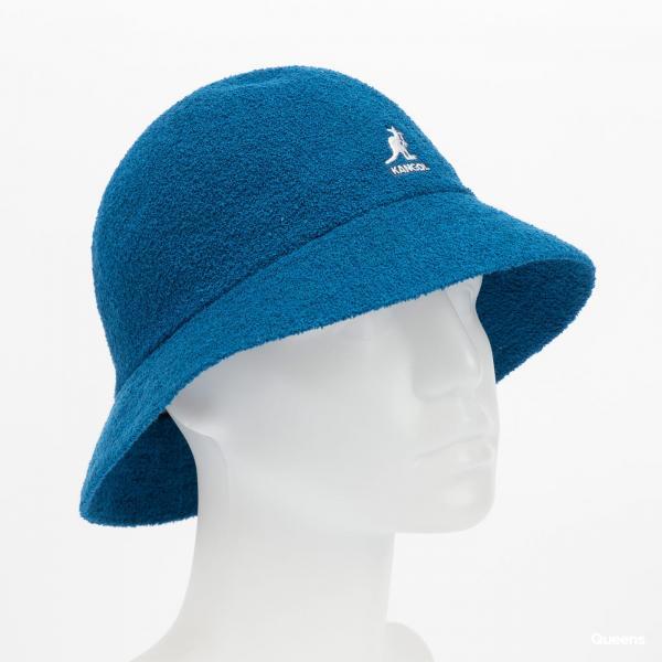 KANGOL Bermuda Casual modrý