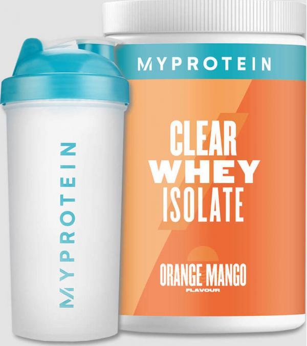 MyProtein  Startovací balíček Clear Whey - Pomeranč a mango