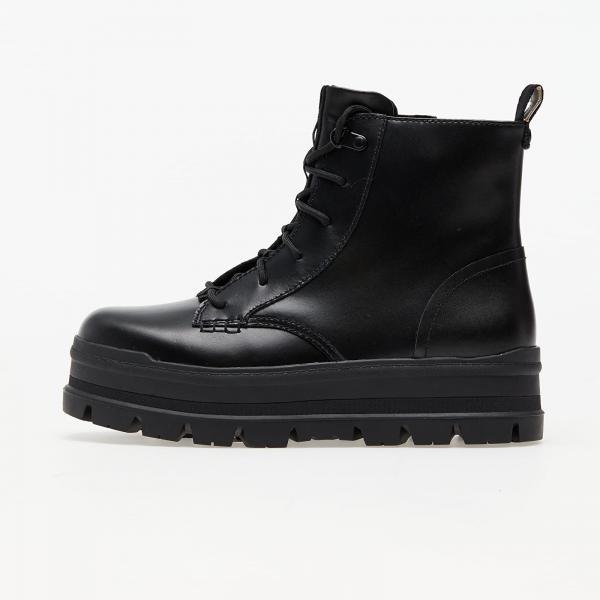 UGG W Sidnee Black Leather