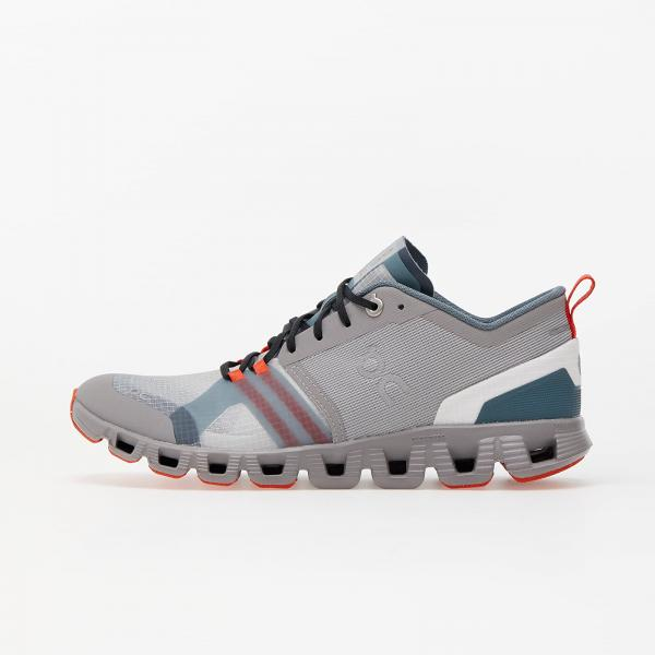On W Cloud X Shift Alloy/ Red