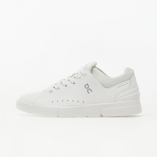 On W The Roger Advantage All White