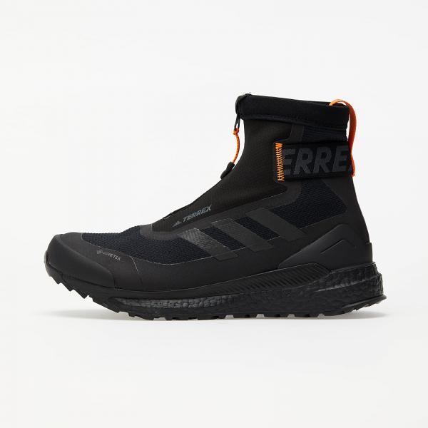 adidas Terrex Free Hiker COLD.RDY Core Black/ Core Black/ Orange