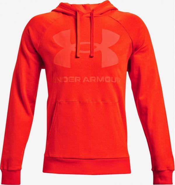 Rival Fleece Big Logo Mikina Under Armour
