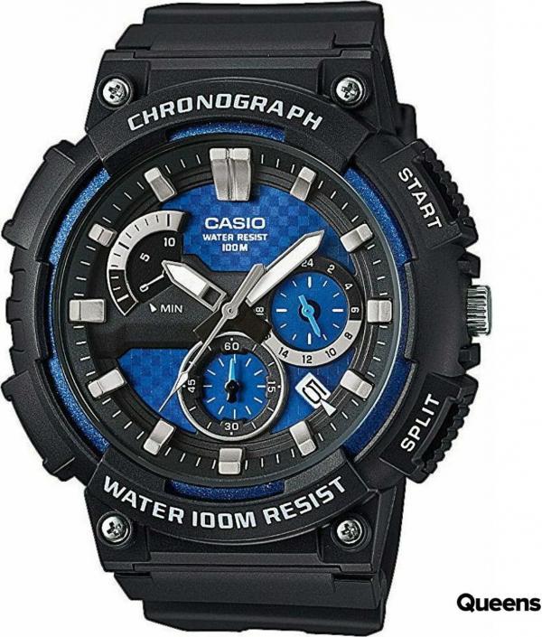 Casio MCW 200H-2AVEF černé / modré
