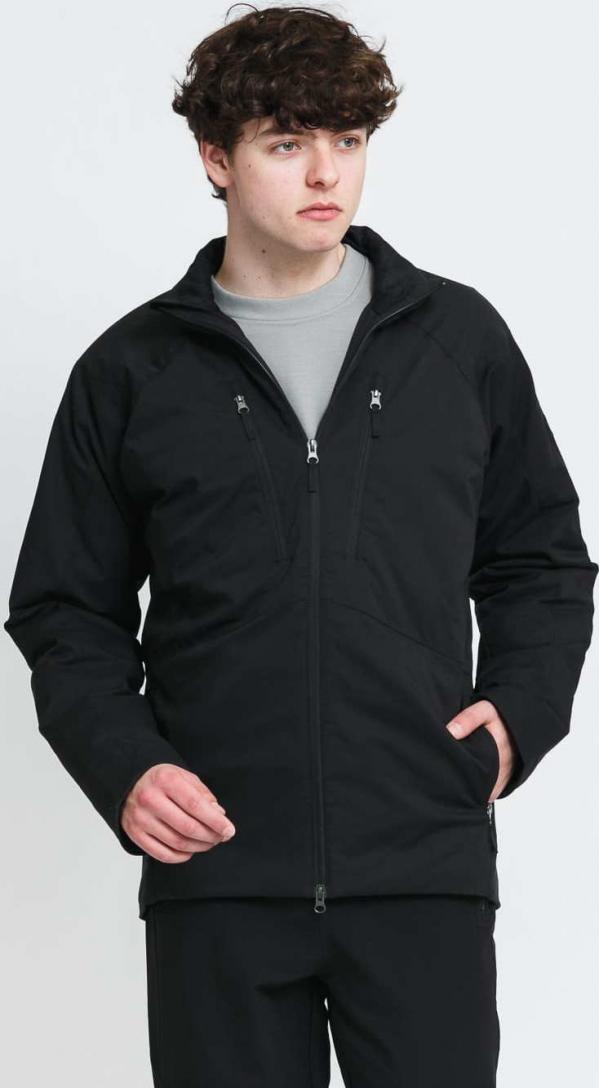 POUTNIK BY TILAK Biafo Jacket černá