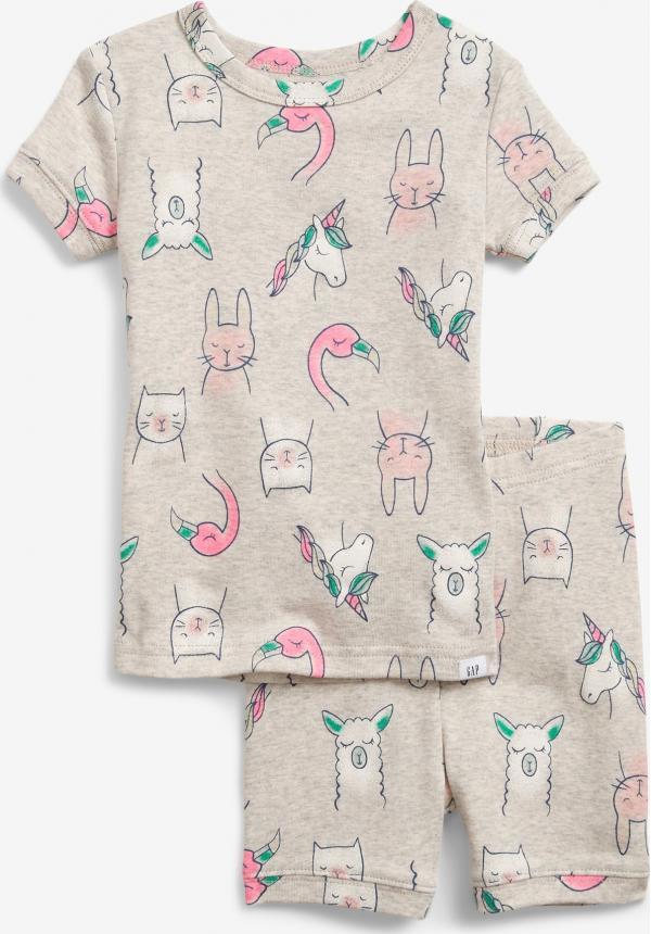 Critter Graphic Pyžamo dětské GAP