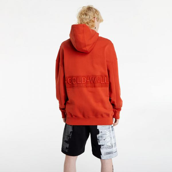 A-COLD-WALL* Mod Lux Hoody Rust Oxide