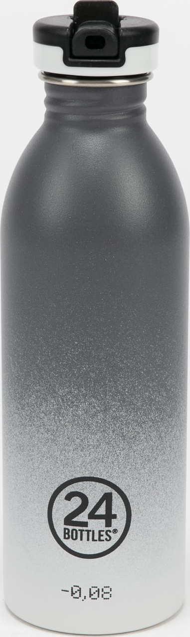 24Bottles® Urban Bottle 5600ml tmavě šedá / bílá