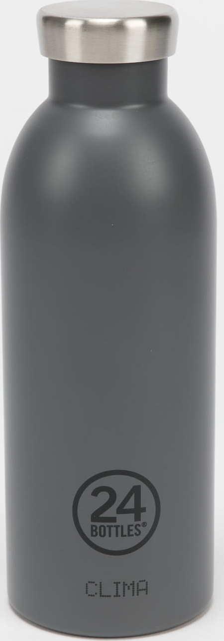 24Bottles® Clima Bottle 500ml tmavě šedá
