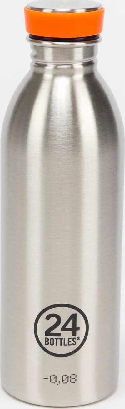 24Bottles® Urban Bottle 500ml stříbrná