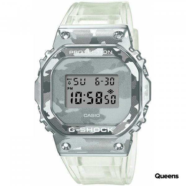 "Casio G-Shock GM 5600SCM-1ER ""Skeleton Camouflage Series"