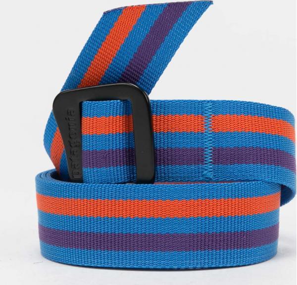 Patagonia Friction Belt modrý / oranžový / fialový