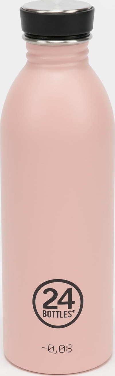 24Bottles® Urban Bottle 500ml světle růžová